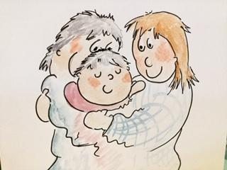 Ann Force cartoon artist